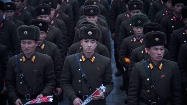傳朝鮮軍隊疫情擴散 180士兵死3700人隔離