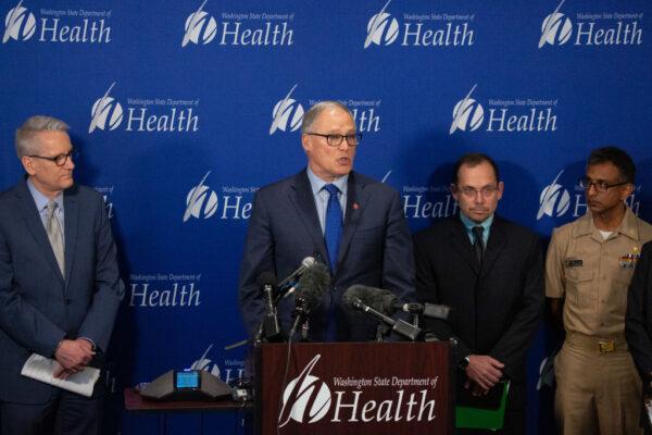 首现武汉肺源死亡病例 华盛顿州宣布进入紧急状态