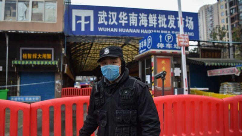 疫情爆发初期 英媒:中国医师早知人传人 被政府封口