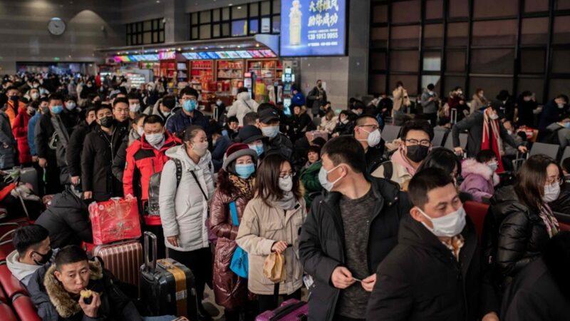 夏小强:中国面临疫情再次爆发 民众需自救