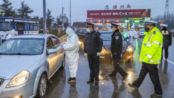 武漢闖京女調查出爐 湖北省監獄3高層下台