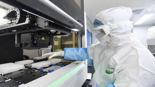 诡异!上海发现武汉病毒秘密 实验室突遭关闭