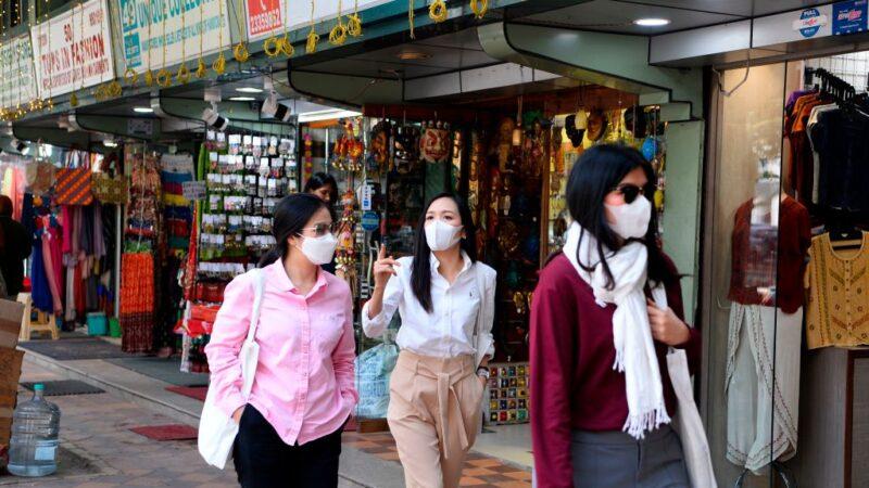 印度15名游客确诊 取消意大利伊朗日韩公民签证