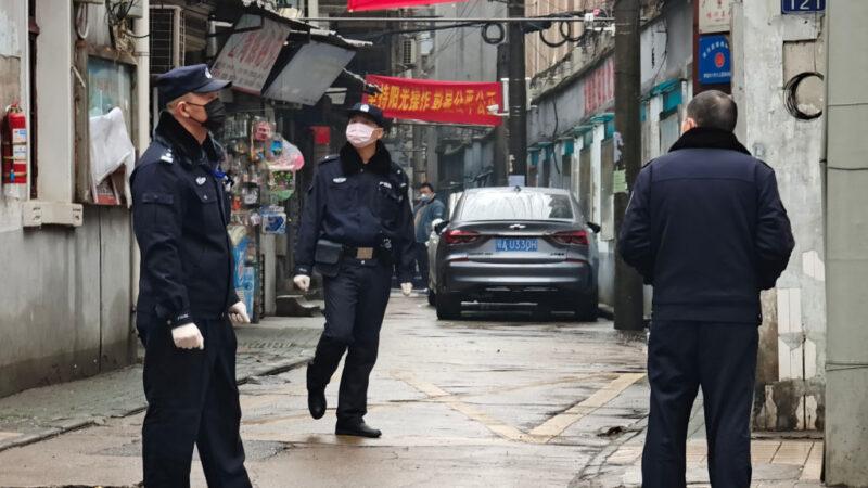 """民运人士:弟弟在武汉被活活打死 官称""""染疫亡"""""""