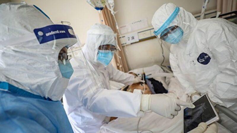 陳靜瑜誇耀曾做逾千例肺移植 肺源何處來?