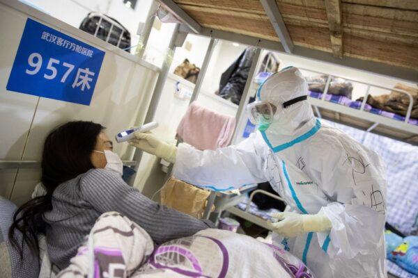 钟南山承认防疫有大漏洞 过半患者初期不发烧