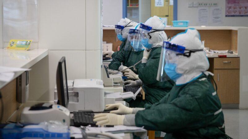 疫情中红二代也被抓 超5500中国人被迫认罪