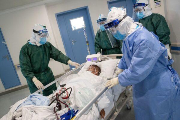新冠病毒變異2亞型現149突變點 患者肺脾心腎皆受損