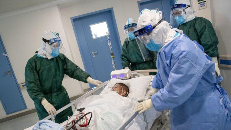 新冠病毒变异2亚型现149突变点 患者肺脾心肾皆受损