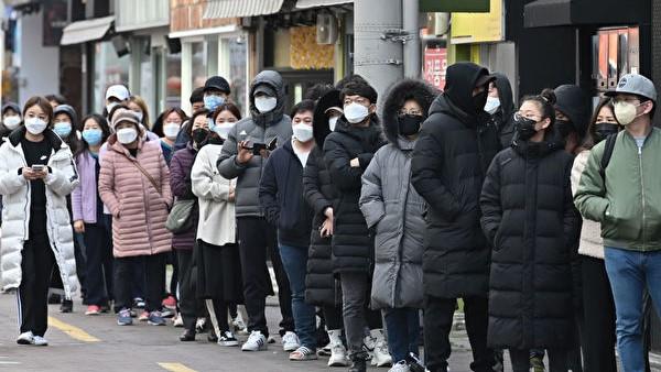 田云:韩国武肺疫情严重 亲近中共得不偿失