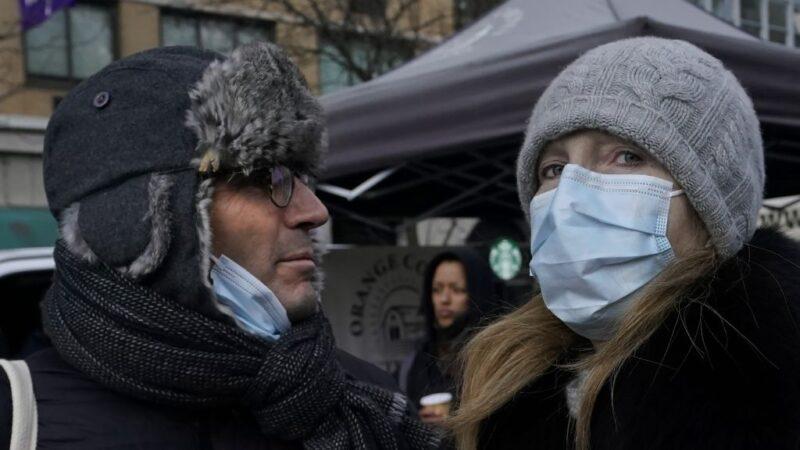 纽约确诊首例新冠肺炎 患者一周前去过伊朗