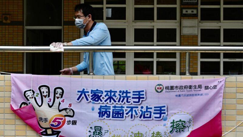 調查:武漢肺炎患者「手到之處」病毒遍布