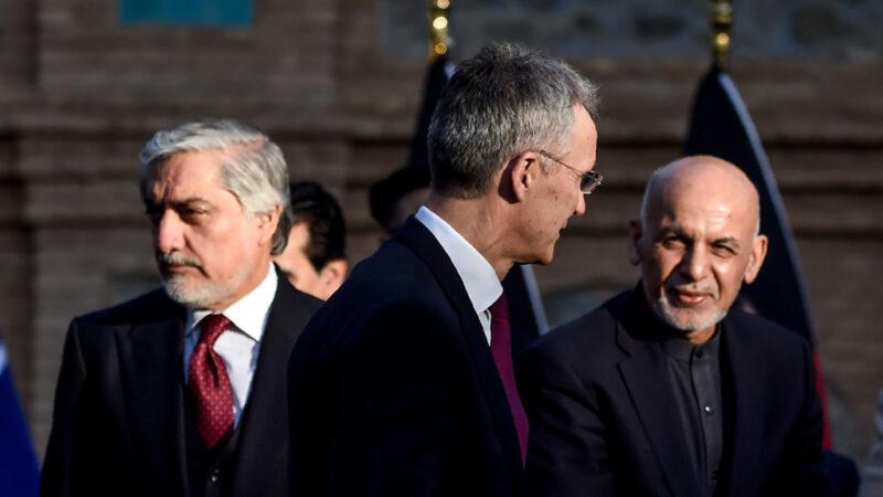 阿富汗政壇分裂 兩個總統宣布就任