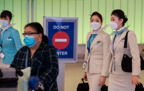 洛杉矶机场两检疫官染武汉肺炎 自行隔离