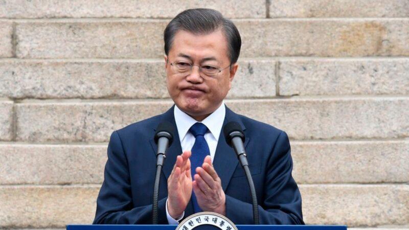 前中共网军惊爆:中共介入韩国大选支持文在寅