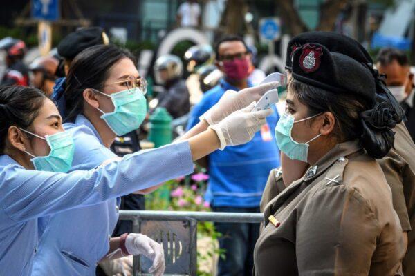 世衛示警武漢肺炎病毒傳播力強 公布患者前10大典型癥狀