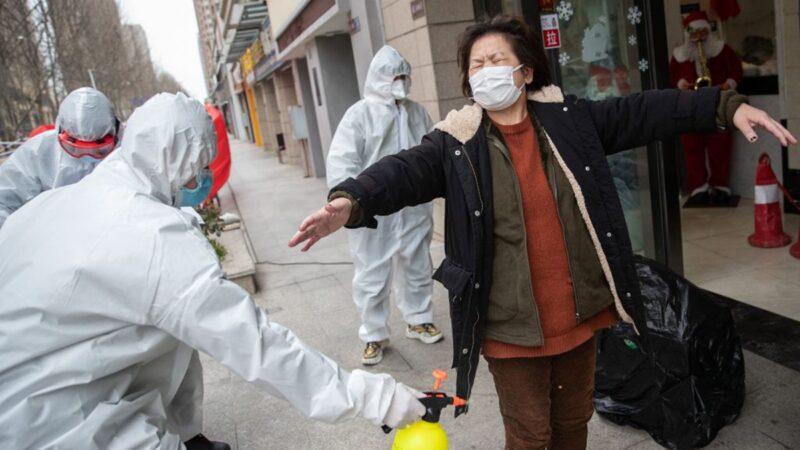 美专家分析:中国应有150万人感染新冠肺炎