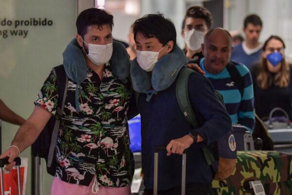 巴西两起武汉肺炎病例 曾赴意北 病毒基因不同