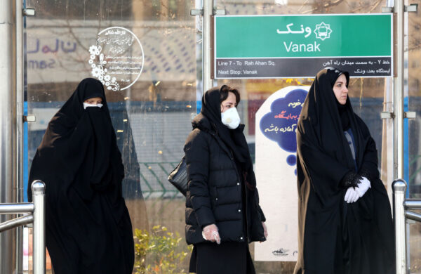 伊朗再添11死 組30萬人全國大搜武漢肺炎疑似病例