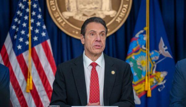 紐約州長重申不封城:強化防疫措施 減免房貸紓困