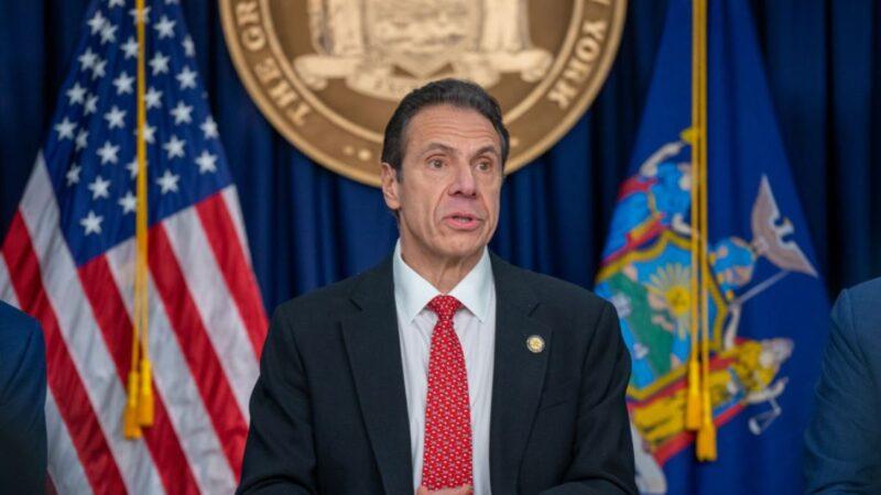 纽约州长重申不封城:强化防疫措施 减免房贷纾困