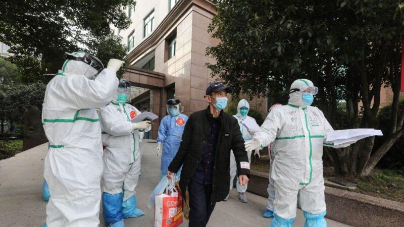 武漢作秀關閉方艙醫院 又緊急通知出院人員檢查抗體