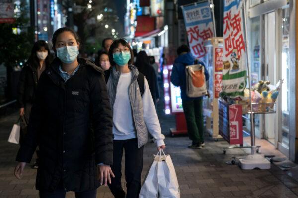 中共肺炎 喜剧艺人志村健感染 东京171例居日本之冠