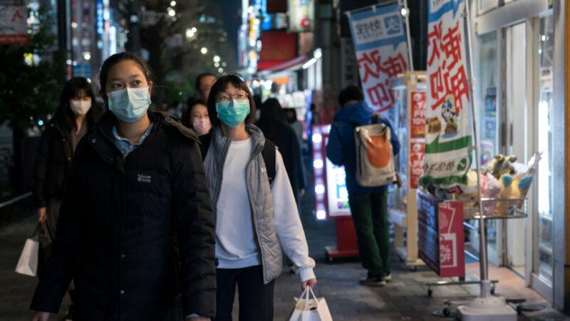 中共肺炎 喜劇藝人志村健感染 東京171例居日本之冠