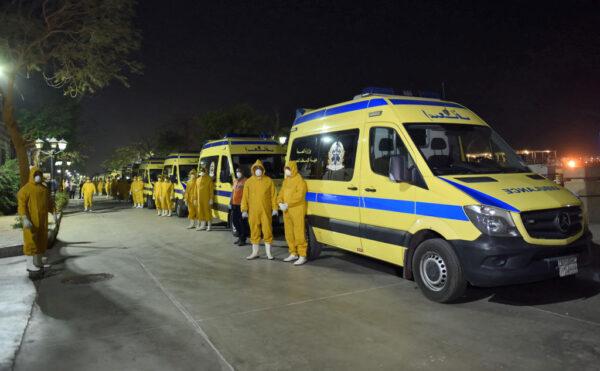 武汉肺炎非洲首例死亡 德游客病逝埃及