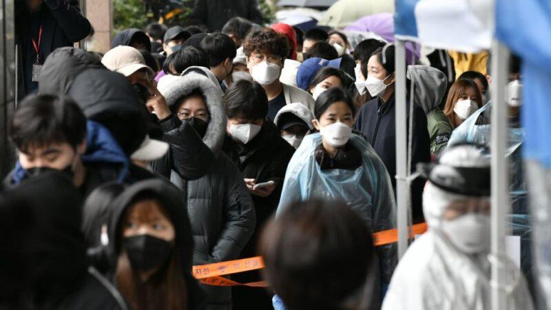 武汉肺炎 首尔增至193例 电视台员工确诊恐波及明星