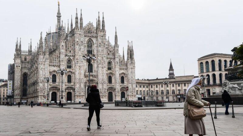 意大利效仿中共「封國」被諷加入「疫」帶一路