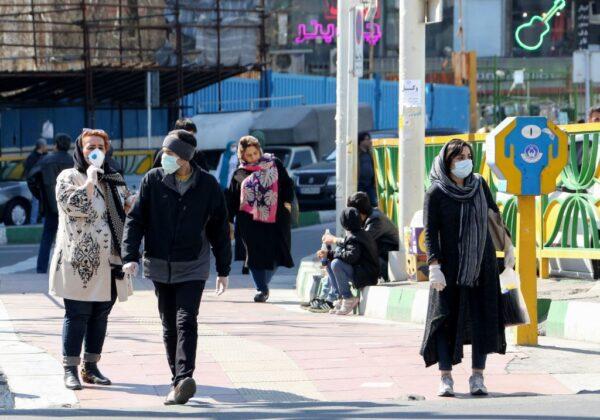武汉肺炎 伊朗增54死 释放约7万名囚犯