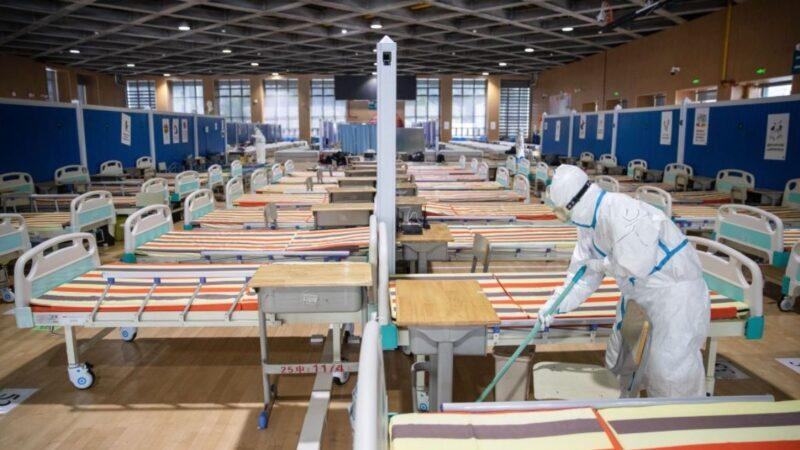 武漢志願者揭方艙醫院休艙真相:九成出院帶病毒