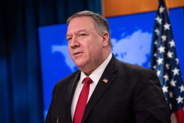 中美关系着火 北京威胁:所有选项都在桌面