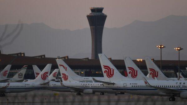 法媒:北京怎麼啦?為何飛機繞行 湖北人禁入京
