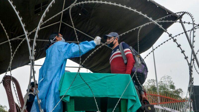 武漢肺炎 印度德里現死亡首例 11省市35000人隔離