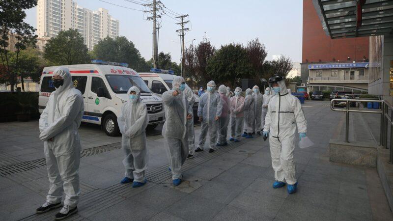 中共黨員大量死亡名單曝光 死因驚人一致
