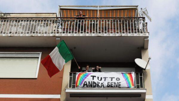 華春瑩稱意大利人「唱中國國歌」表感謝 意媒打臉:假新聞