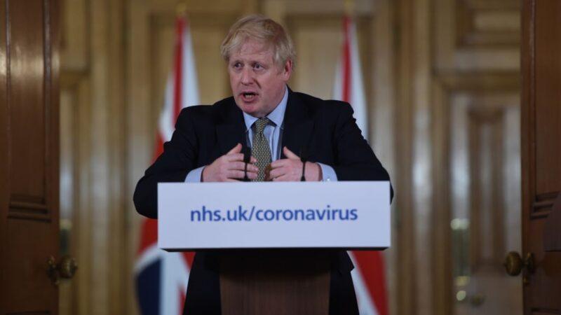 【疫情最前線】英國首相確診 56萬人怒吼譚德塞下台!