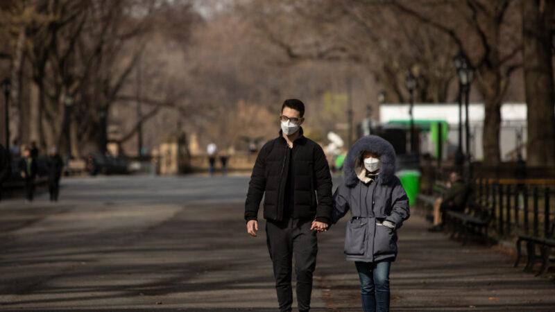 美研究证实:中共病毒空气中可存活数小时