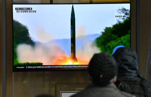 趁亂偷射飛彈 朝鮮被批「極不恰當」