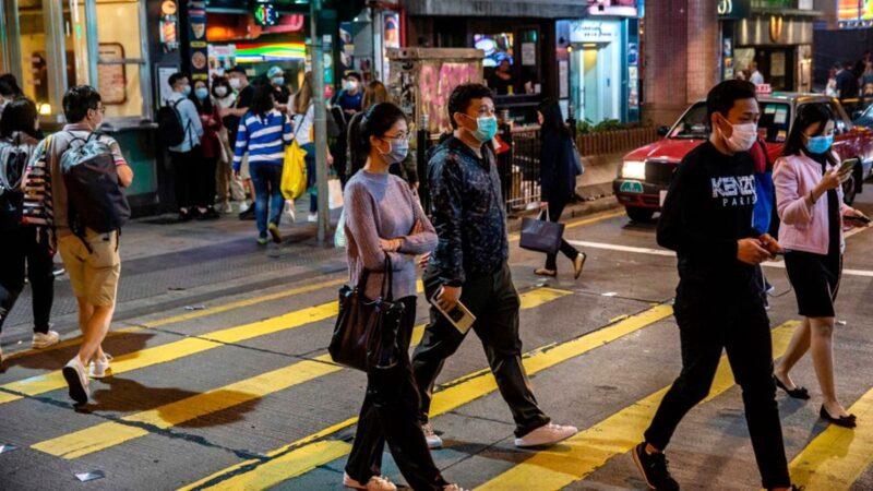 香港專家警告 染疫者發病首週唾液最毒