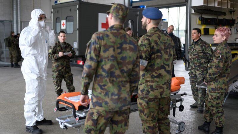 玉清心:瑞士签一带一路 疫情严重