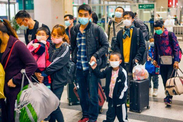 《自然》杂志:约6成患者无症状  中共病毒或再大爆发
