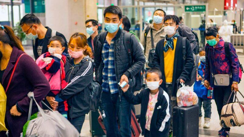 《自然》雜誌:約6成患者無症狀  中共病毒或再大爆發