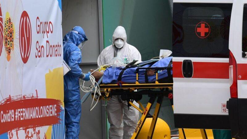 意大利11月发现疫情?意专家:病毒来自武汉