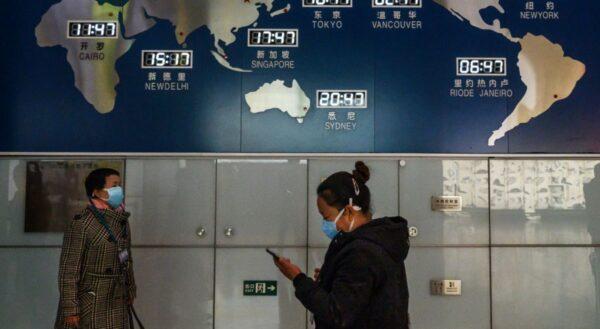 中共暫禁外國人入境 國際航線每週僅限一班