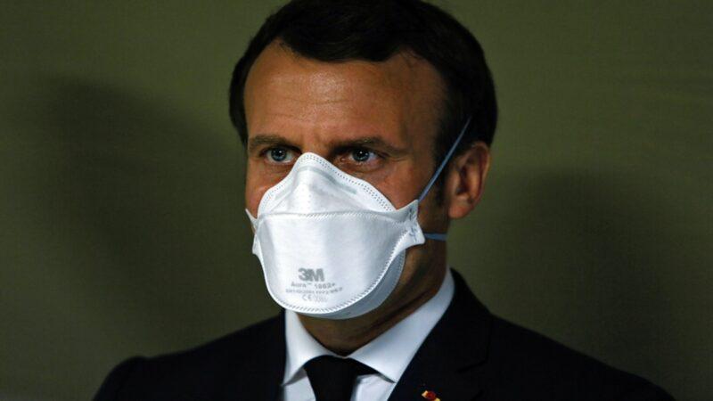 【瘟疫与中共】法国总统:不要天真的相信中共