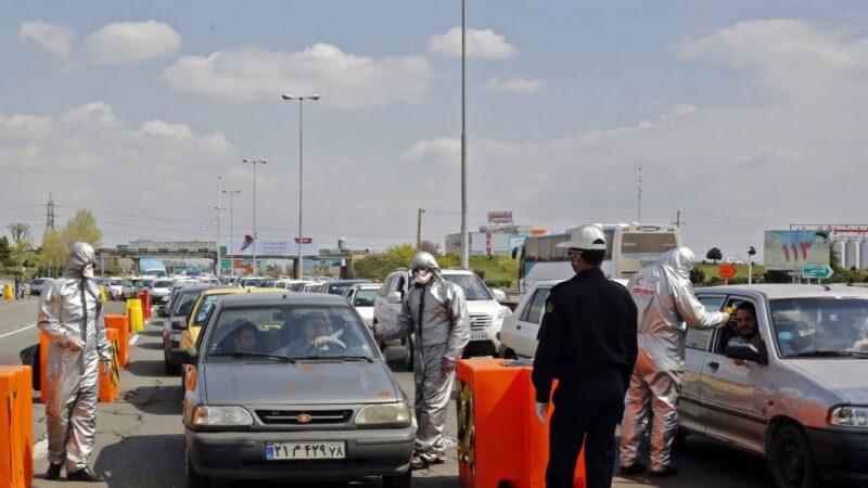 中共肺炎 伊朗再添157死 禁止城际往来