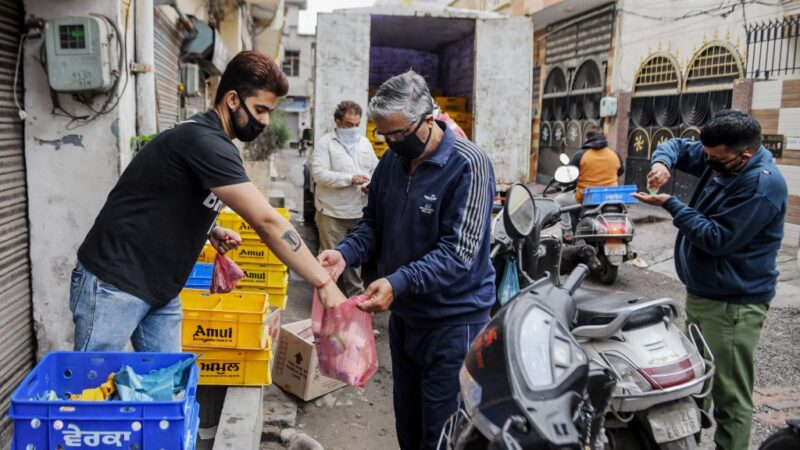 印度传教士死后确诊中共肺炎 4万人遭隔离